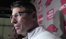 Dan Enos on Austin Allen's spring, expectations for Saturday and more