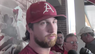 Dominic Taccolini on his health, Jax Biggers' baseball knowledge, Aggie fans and more