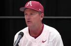Dave Van Horn, Trevor Stephan, Jack Kenley recap Arkansas' 3-0 win over ORU