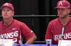 Dave Van Horn, Kacey Murphy recap Arkansas' 4-3 win over ORU