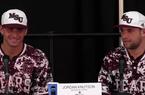 Keith Guttin, Jeremy Eierman, Jordan Knutson recap Missouri State's 3-2 win over Arkansas