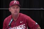 Dave Van Horn, Jared Gates and Evan Lee recap Arkansas' 11-10 win over Missouri State