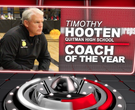 Coach of the Year - Timothy Hooten