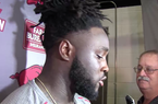 Sosa Agim on where he grew up, why the defense will be better