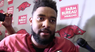 Jared Cornelius on motivation to play better, losing weight, new jerseys