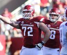 Frank Ragnow on execution, fishing with Austin Allen