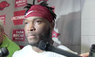 Scoota Harris on calling the defense, slowing Aggies' run game