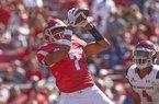 Jonathan Nance on facing Alabama's defense