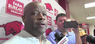 Mike Anderson on Red-White game, Bobby Portis, recruiting