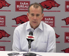 Troy coach Phil Cunningham recaps loss to Arkansas