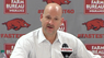 Ole Miss coach Andy Kennedy recaps loss to Arkansas