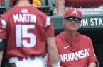 Dave Van Horn recaps series-clinching win over No. 20 Aggies