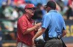 Dave Van Horn recaps win over Florida