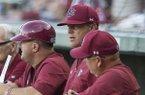 South Carolina coach Mark Kingston and players recap win over Arkansas