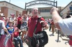 Dave Van Horn press conference from Omaha