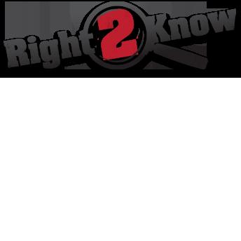 Right2Know - Mug Shots