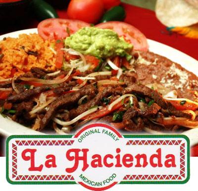 La Hacienda Family Mexican Restaurant | 620 SE Everett Mall Way, Everett, WA, 98208 | +1 (425) 355-0858