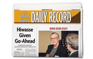 Benton County Daily Record