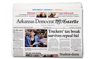 Arkansas Democrat Gazette (Northwest Edition)